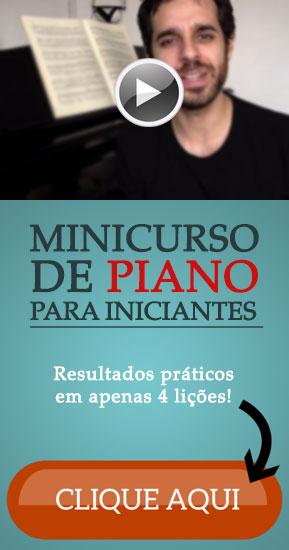 Minicurso de Piano para Iniciantes